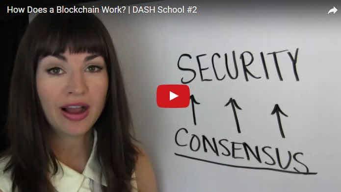 Как работает block chain