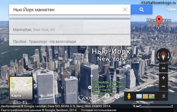 3D объекты на Гугл Мапс