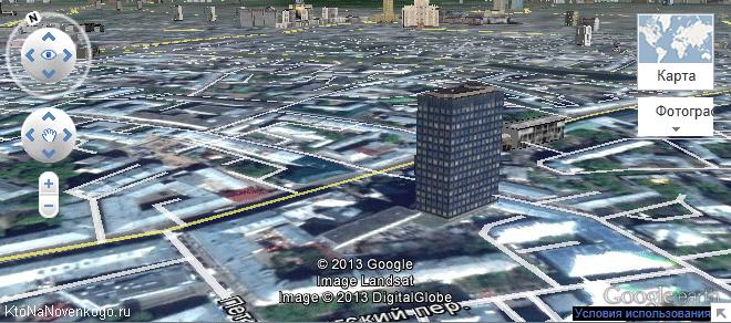 3д модели городов мира