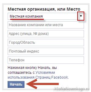Как раскрутить страницу в фейсбук для компании