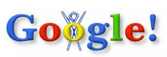 Шуточный логотип Гугла