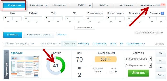 Где купить естественные ссылки? Как продать ссылки со своего сайта в полтора раза дороже?