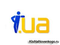 Добавление нового сайта в I.UA