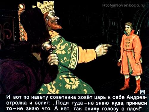 Андрей-стрелок