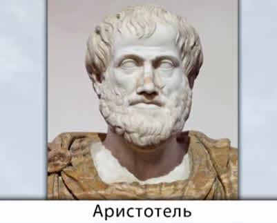 Аристотель - теория возникновения государств