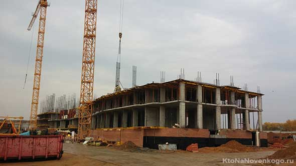 Базовое строительство