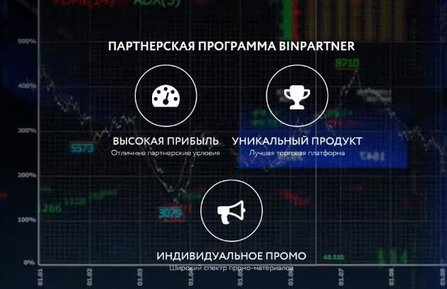 Партнерская программа Binpartner.com