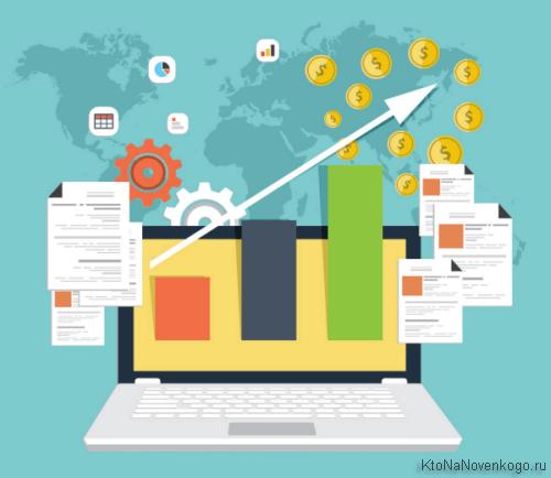 В чем прикол ведения бизнеса в онлайне
