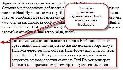 Теги Font (Face, Size и Color), Blockquote и Pre — устаревшее форматирование текста в чистом HTML (без использования CSS)