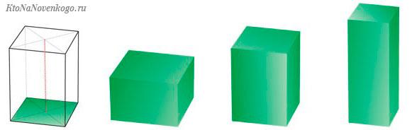Четырехугольная