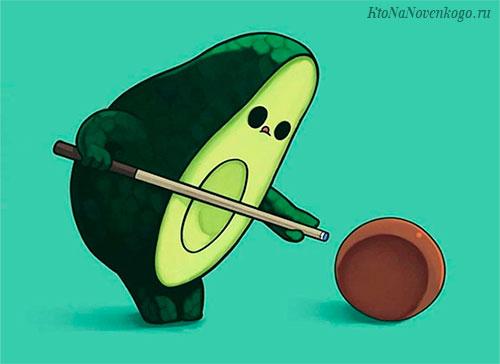 Авокадо - полезные свойства, противопоказания