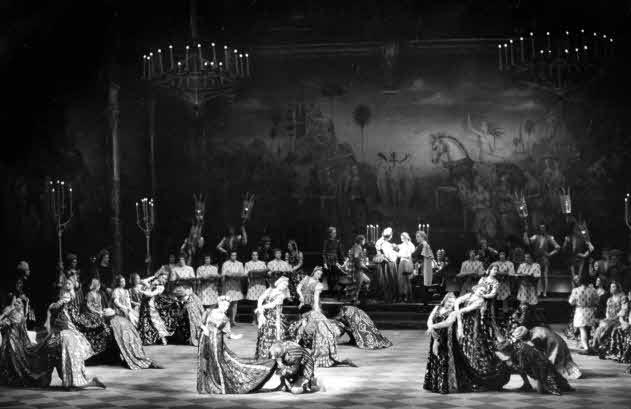 Цирцея или комедийный балет королевы