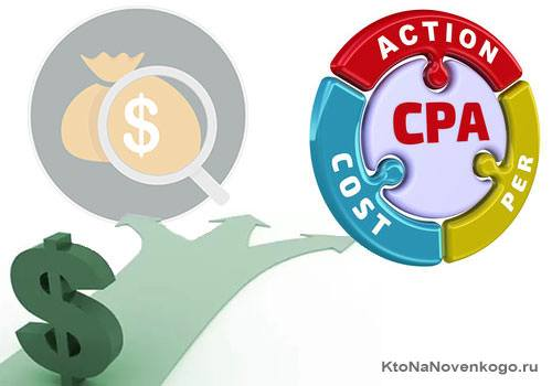 CPA партнерские сети и программы