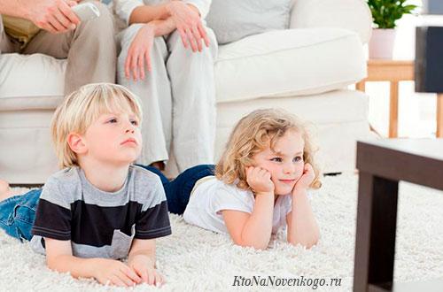 Что посмотреть с детьми для пользы и удовольствия