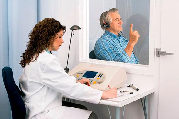 Диагностика заболеваний уха