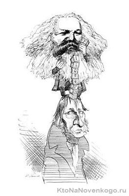Диалектика по Марксу