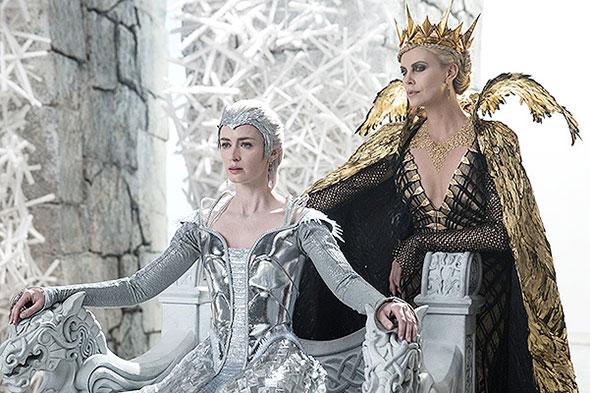 Снежная королева как пример антогониста