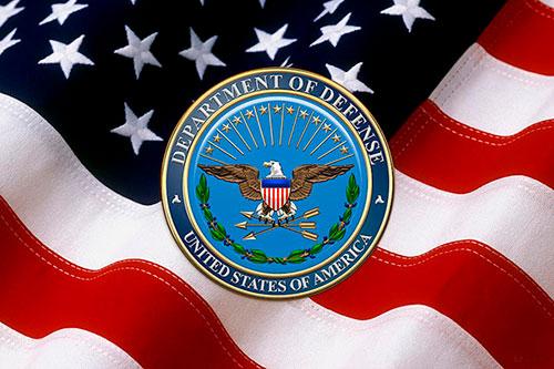 Эмблема Минобороны Соединенных Штатов