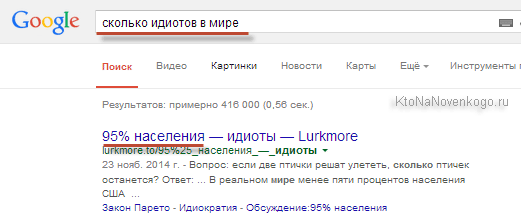 Google прикол