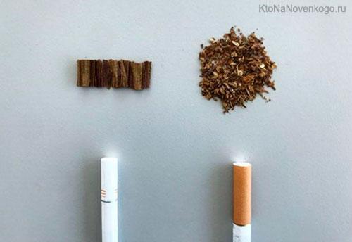Что за табак в стиках iqos