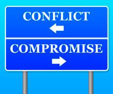 Конфликт и компромисс