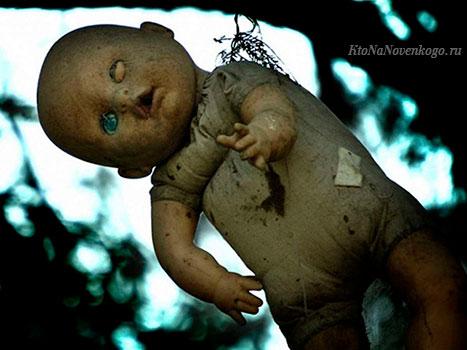 Криповая кукла