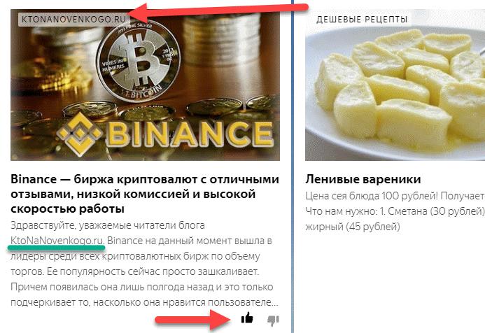 ktonanovenkogo.ru в ленте Яндекс Дзена