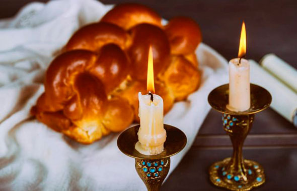 Хала - плетенный хлеб