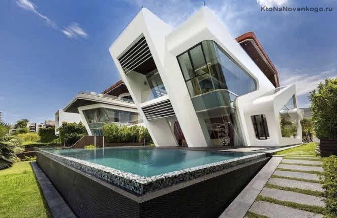 Luxury недвижимость