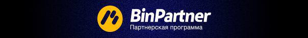 Логотип BinPartner