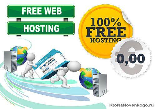 Бесплатный хостинг tut by создание сайтов generator