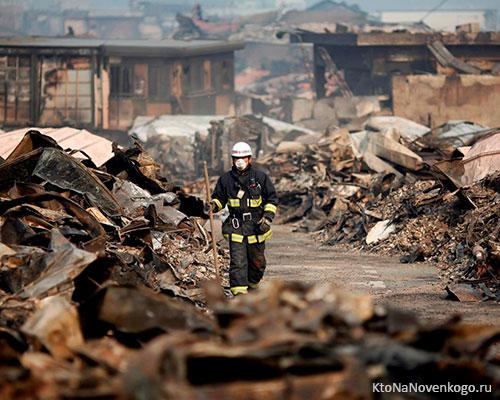 Что такое катастрофа—  отличие от аварии, виды катастроф