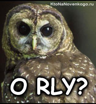 Meme O RLY