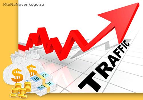 Как монетизировать финансовый трафик