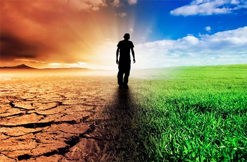 На границе пустыни и процветания