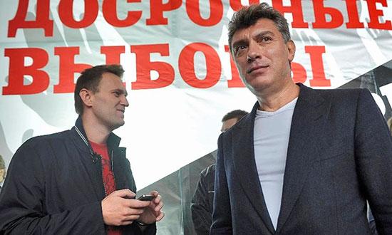 Сакральные жертвы в современном мире - Навальный и Немцов