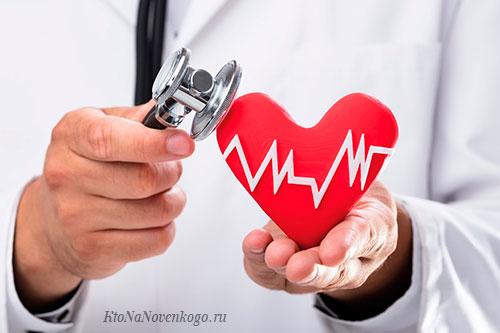 Сердцебиение в покое норма