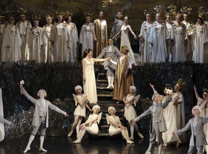 Первая опера в мире