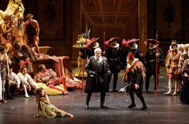 Опера Риголетто