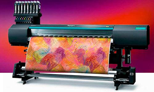 Печать обоев на плоттере