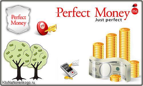 Коллаж из логотипов на тему Перфект Мани
