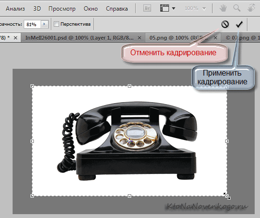 Графика для Web — как подготовить изображение в Фотошопе и вставить картинку или фото на сайт