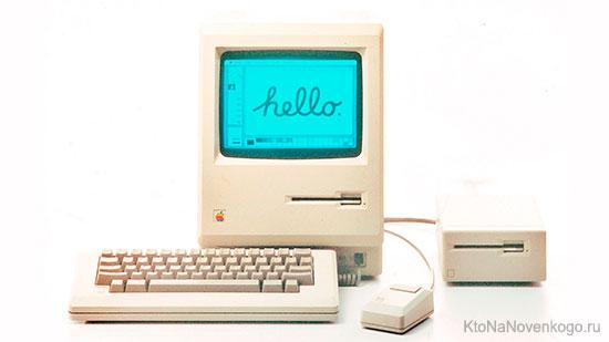 Компьютеры 80-х