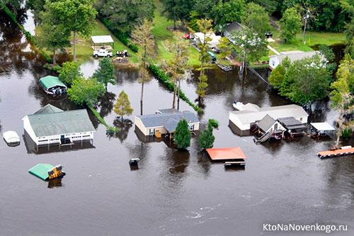 Что такое наводнение
