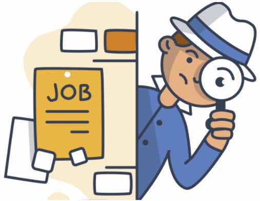 Поиск работы в интернете для новичка