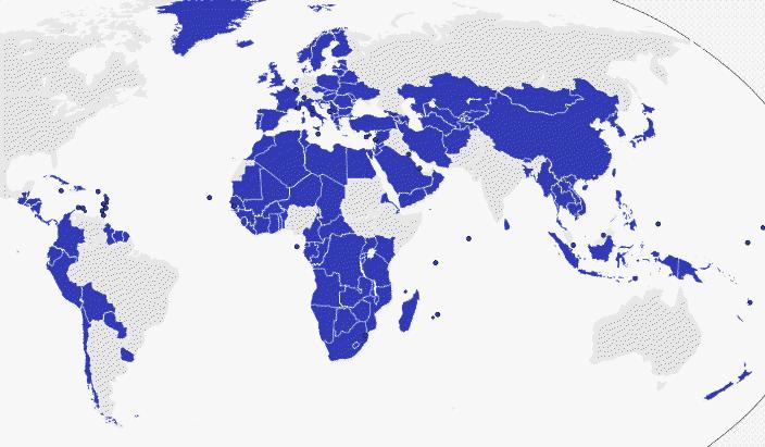 Примеры унитарный государств