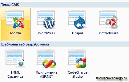 Создания своего шаблона сайта в joomla рекламное агенство Вихоревка