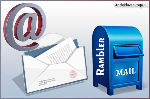 Рамблер почта
