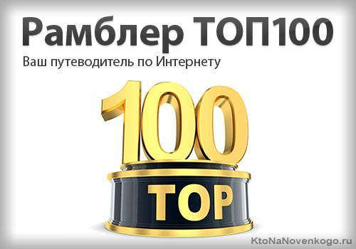 Рамблер Топ 100