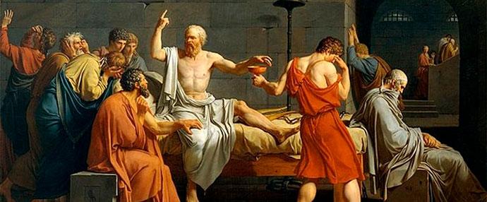 Философские споры в период ранней античности